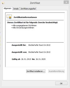 Install_Zertifikat