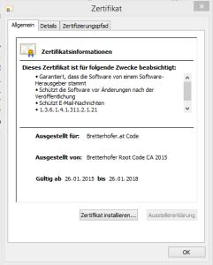 Install_Zertifikat_RootCode